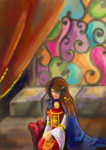 medieval memories  von Lina Tarek