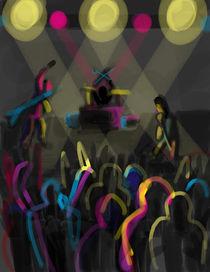 let's rock von Lina Tarek