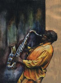 Jazz von Marianna Venczak