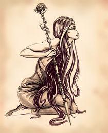 Sorceress by Stella Terzieva