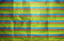 Retro Stripes. von Aaron Andary