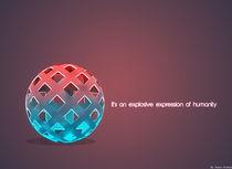 Sphere. von Aaron Andary