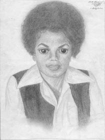 'Child Michael Jackson' by Olesya Ovsyannikova