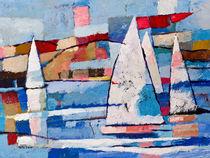 Sailing joy von Lutz Baar