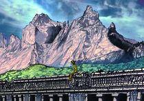 Tauca Landscape von Rafael Nangari Bade