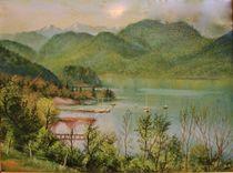 Zell am See von Apostolescu  Sorin