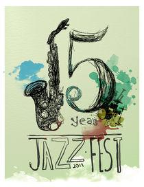 Jazz Fest von Juan Pablo Dueñas Baez