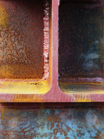 Eisenstark I heavy iron by Kerstin Sandstede