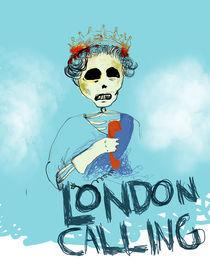 London Calling! von Juan Pablo Dueñas Baez