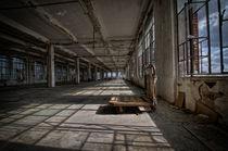 Fabrik by Olaf Scheppmann
