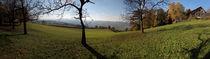 Landscape Panorama by Miloslava Habermehl