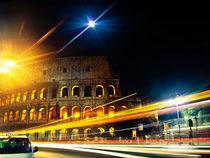 Colosseum by Night von Patrick Horgan