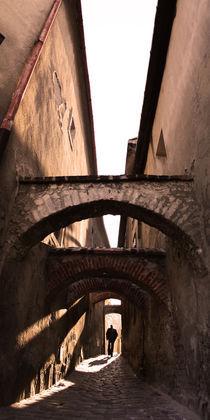 Painters' Alley von BALAZS FEHER