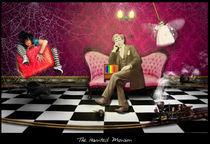 The Haunted Mansion by Hitesh  Sharma