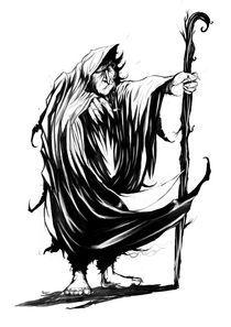 """GIDH"" Character illustration by Hitesh  Sharma"