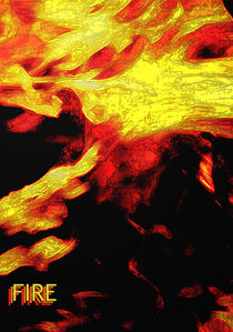 fire and brimstone  by michael  arnott