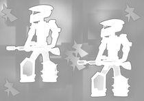 space troops  by michael  arnott