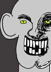 mr happy no teeth  by michael  arnott