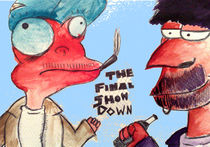 raggo vs donnie {junkie vs drunk} von michael  arnott