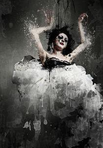 'Ink Girl' von Arnaud Gomet
