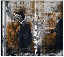 Man in Glass by Joshua Drechsler