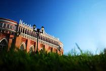 Tsaritsyno Manor by Denis Kiselev