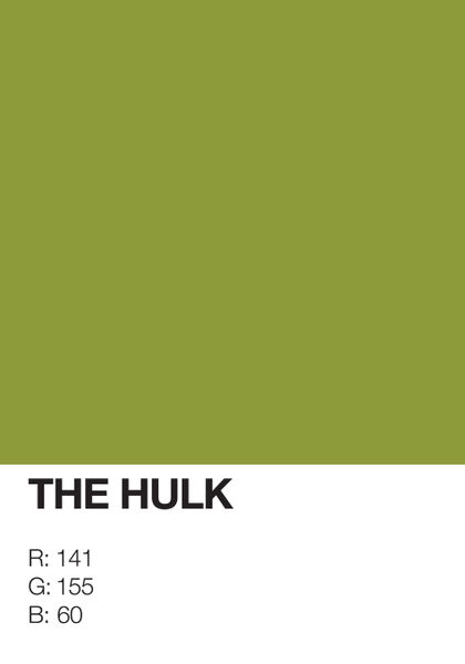 The-hulk-pantone