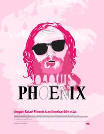 Joaquin Phoenix by Piotr  Wojtaszek