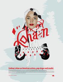 Lindsay Lohan von Piotr  Wojtaszek