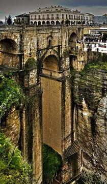 Puente Nuevo - Ronda by Juergen Weiss