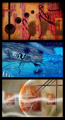 Music Canvas by Yiannis Telemachou