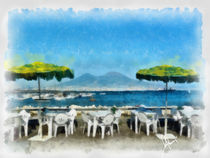Vesuvius tropicàl by Armando Mancini