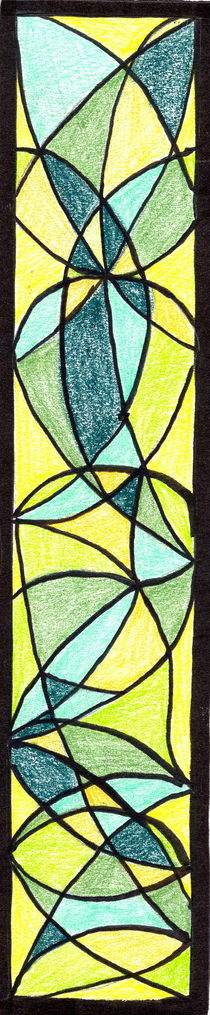 Abstract No.2 by Johanna Földesi