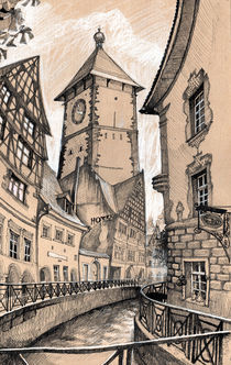 Germany, Freiburg by Tatiana Popovichenko