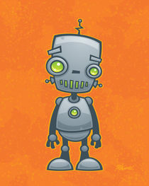 Silly Robot by John Schwegel