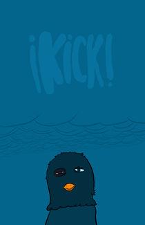 !Kick! von Juan Pablo Dueñas Baez