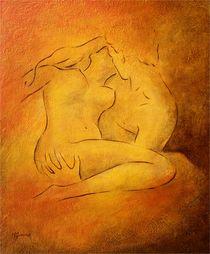 Flammende Leidenschaft - Liebespaare