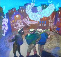 March sufferings by Tatiana Popovichenko