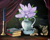 Lilac Tranquility von Sandra Gale