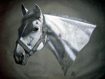 Gray on Grey von Sandra Gale