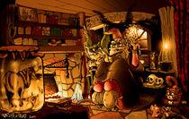 Toasty Magic by John Blackford