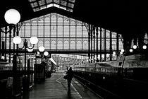 Gare du Nord von NEVZAT BENER ALADAGLI