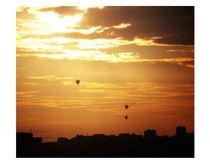 balloons von Irina Kharchenko