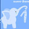 Elefantenbaby-blau-1
