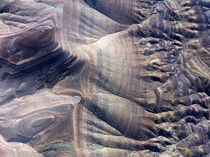 Steinstrukturen von oben von buellom
