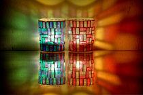 Bursting Colours von Rebecca West
