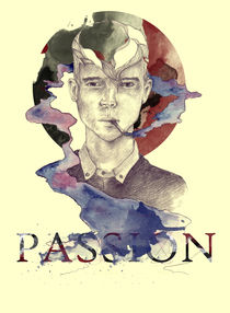 The Passion by p1ug