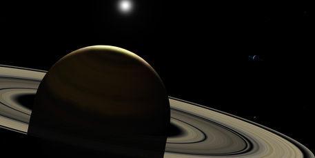 Ringed-planet