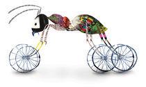 Ant On Wheels by Jennifer Maravillas