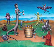 Medieval Goodtimes von Pablo Etchepare